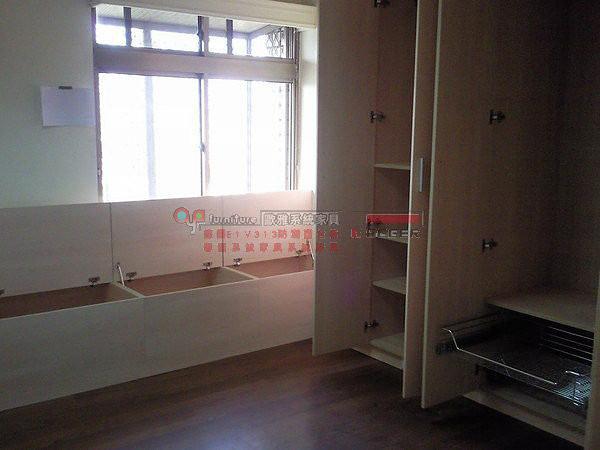 歐雅系統家具 系統櫃 衣櫃 ~和室更衣室 B0017