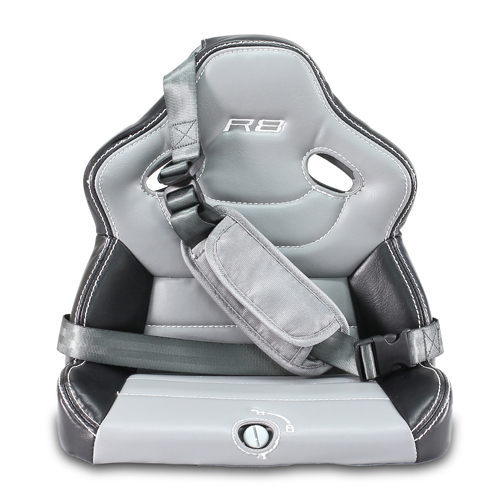 AUDI奧迪R8電動車高端版/白色/可遙控/兒童電動車/免運費/(下訂前請先詢問是否有貨。)