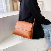 韓版簡約單肩包包女包新款夏高級感洋氣休閒大容量斜背包包潮  【快速出貨】