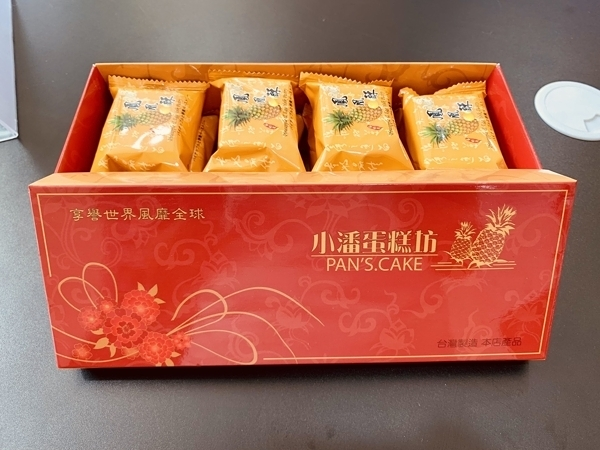 現貨 板橋名產 小潘蛋糕坊 鳳凰酥 單顆裝 10顆