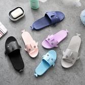 浴室拖鞋  親子拖鞋夏天一家三口涼拖2020新款男女情侶家居柔軟防滑拖鞋