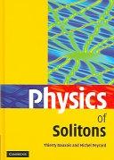 二手書博民逛書店 《Physics of Solitons》 R2Y ISBN:0521854210│Cambridge University Press