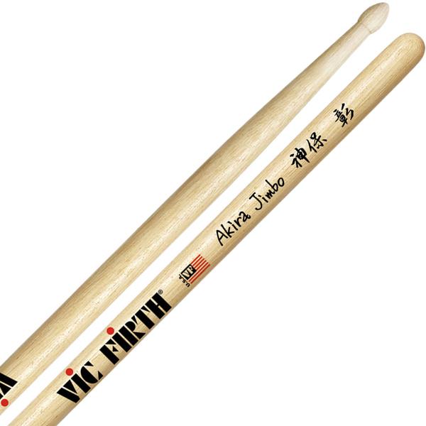 凱傑樂器 Vic Firth SAJ 鼓棒 Akira Jimbo 簽名鼓棒 神保彰
