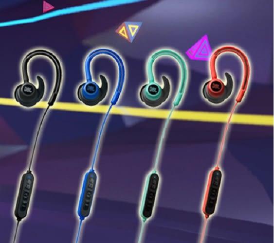JBL 耳掛式藍牙運動耳機 Reflect Contour BT (英大保固)
