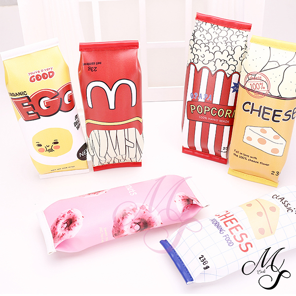 【Miss Sugar】韓版零食創意筆袋 鉛筆盒 鉛筆袋 65g【K4002340】