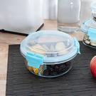 【專區滿618享8折】食在圓三格耐熱玻璃保鮮盒950ml-生活工場