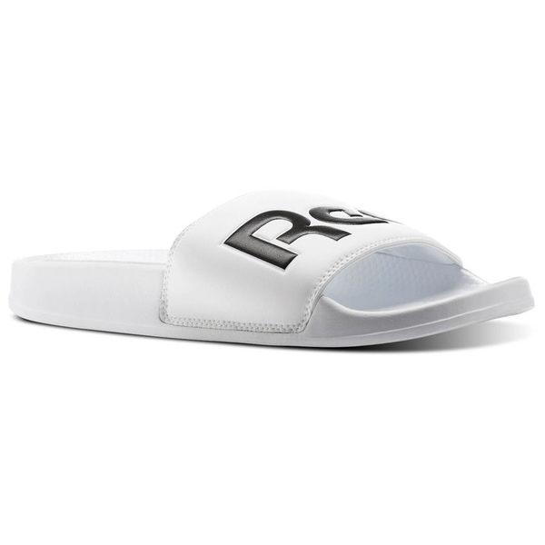 REEBOK CLASSIC SLIDE 男鞋 女鞋 拖鞋 防水 基本款 白 黑【運動世界】CN0736