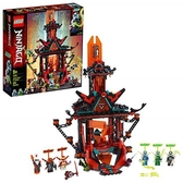 LEGO 樂高 NINJAGO 帝國瘋狂神廟 71712 忍者寺廟 (10件)