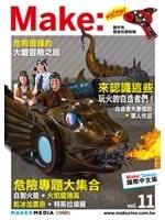 二手書博民逛書店 《Make:Technology on Your Time國際中文版11》 R2Y ISBN:9866076865│MAKERMEDIA