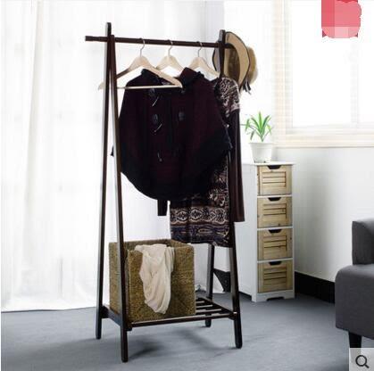 唯妮美 衣帽架创意卧室落地挂衣架简约客厅衣架欧式衣服架子