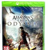 Xbox One 刺客教條 奧德賽 實體 中文版  全新沒拆