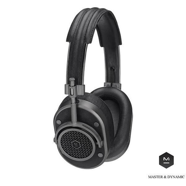 Master & Dynamic MH40  耳罩式耳機 精品設計 牛皮製配戴舒適 可折疊收納
