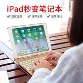 ipad Air2藍牙鍵盤保護套平板pro【奈良優品】