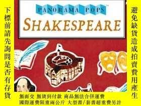 二手書博民逛書店Shakespeare:罕見Panorama PopsY237948 Nina Cosford 著 Walk