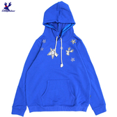 【三折特賣】American Bluedeer - 星鹿連帽上衣 秋冬新款