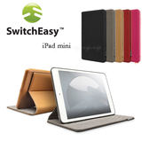 【A Shop】SwitchEasy Canvas iPad mini 側翻可立式保護殼-共五色