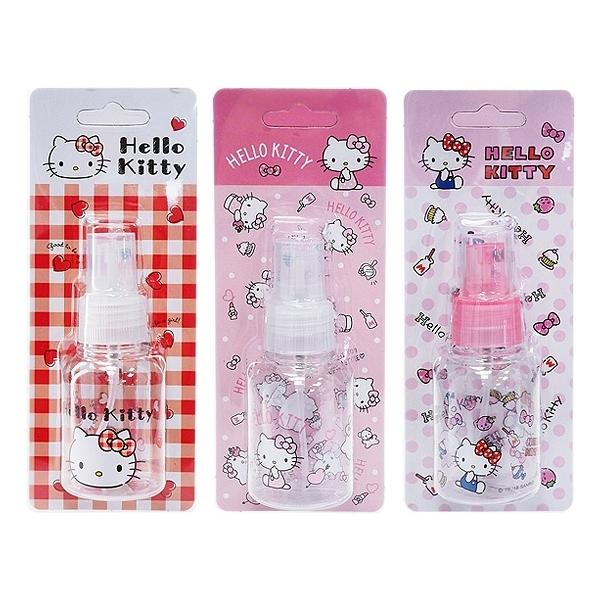 SANRIO 三麗鷗 Hello Kitty分裝瓶(50ml) 款式可選 【小三美日】 噴瓶/壓瓶
