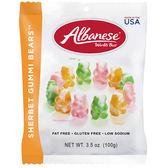 美國 Albanese 艾爾巴 冰淇淋口味小熊軟糖(100g)【小三美日】進口 / 團購 / 零嘴