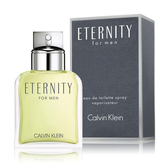 Calvin Klein CK Eternity 永恆男性淡香水 50ml【5295 我愛購物】