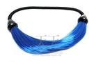 ◇天天美容美髮材料◇完美 馬尾巴造型髮束 (寶藍) [63184]