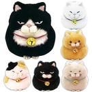 貓咪 絨毛玩偶 手玉娃娃 欠打臉 S號 日本正版 該該貝比日本精品