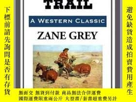 二手書博民逛書店The罕見U. P. TrailY410016 Zane Grey Start Publishing ...