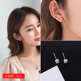 韓國個性耳墜氣質女耳釘網紅耳環長款新款潮 高級感小眾耳飾Ps:2017鑲鑽耳釘