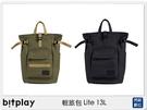 Bitplay 輕旅包 Lite 13L 黑/綠 後背包(公司貨)