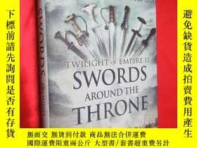 二手書博民逛書店Swords罕見Around the Throne: Twili