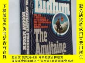二手書博民逛書店THE罕見AQUITAINE PROGRESSION ROBER