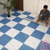一平 pvc地板貼加厚耐磨防水泥地直接鋪地膠墊【匯美優品】