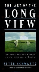 二手書博民逛書店 《The Art of the Long View》 R2Y ISBN:0385267312│Broadway Business