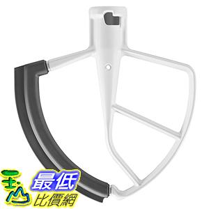 [美國直購] KitchenAid KFE6L 攪拌機配件 攪拌頭 Bowl-Lift Flex Edge Beater for 6QT KV25G KP26M1X