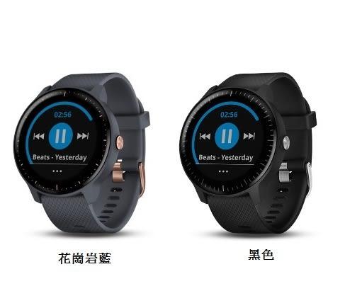 GARMIN vivoactive 3 Music GPS 音樂智慧腕錶