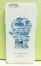 【震撼精品百貨】Doraemon_哆啦A夢~IPHONE 6硬殼背蓋-35th剪影藍