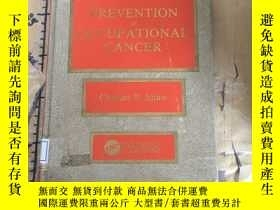 二手書博民逛書店Prevention罕見Of Occupational Canc