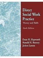 二手書博民逛書店《Direct social work practice : t