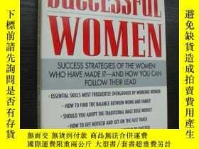 二手書博民逛書店SEVEN罕見SECRETS OF SUCCESSFUL WOM
