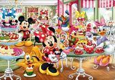 【拼圖總動員 PUZZLE STORY】Disney-米妮的蛋糕店 日系/Tenyo/迪士尼/兒童/60P/紙板