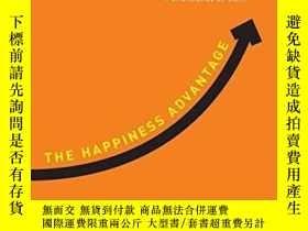 二手書博民逛書店The罕見Happiness AdvantageY362136 Shawn Achor Currency, 2