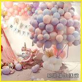 馬卡龍氣球糖果色氣球裝飾