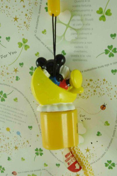 【震撼精品百貨】Micky Mouse_米奇/米妮 ~吊飾-米奇-黃色