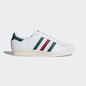 Adidas Superstar 80S [CQ2654] 男鞋 休閒 復古 潮流 白 綠 愛迪達