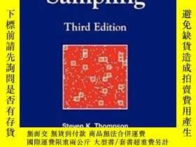二手書博民逛書店Sampling,罕見Third EditionY255562 Steven K. Thompson Wile