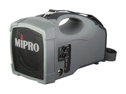 MIPRO 嘉強 MA-101B ACT肩掛/充電式手提無線喊話器(新鋰電)