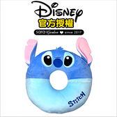 正版 迪士尼 Disney 史迪奇 刺繡 坐墊 靠枕 午睡枕 抱枕 靠枕 汽車 辦公室 柔軟 絨毛