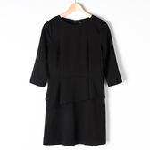 【MASTINA】套裝式洋裝-黑 好康限時