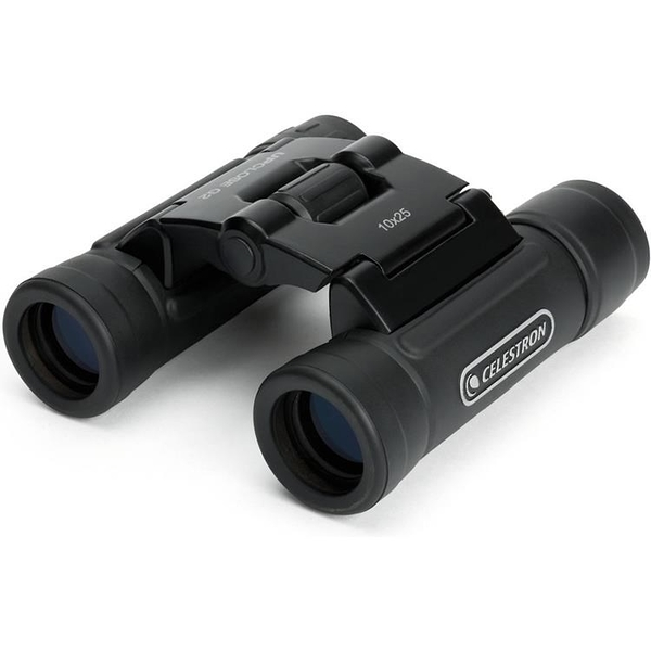 【南紡購物中心】CELESTRON星特朗Upclose G2 10X25mm雙筒望遠鏡ROOF(折疊眼罩/多層膜/鋁身)71233