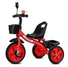 兒童三輪車 兒童三輪車1-3-2-6歲大號寶寶嬰兒手推腳踏自行車幼兒園童車TW【快速出貨八折鉅惠】