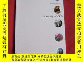二手書博民逛書店keiko罕見solo tour 2002 on the way to YOU 場刊 日版Y178456 ke